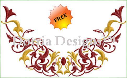 Free Embroidery Designs Dorria Designs