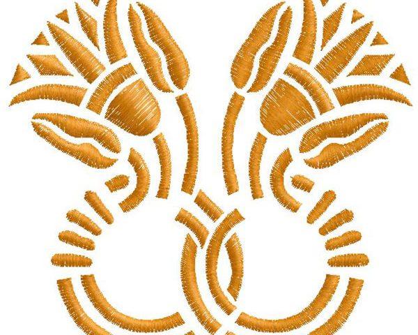 Embroidery Design 038