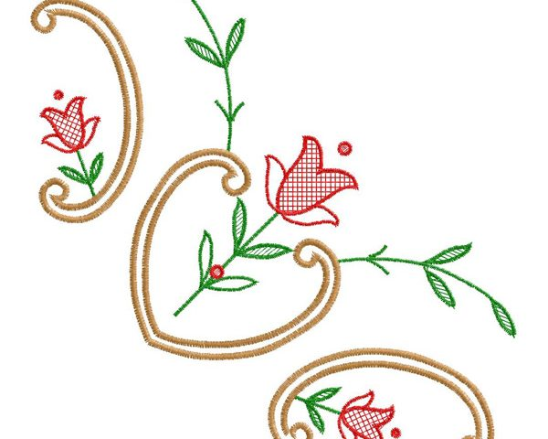 Embroidery Design 047