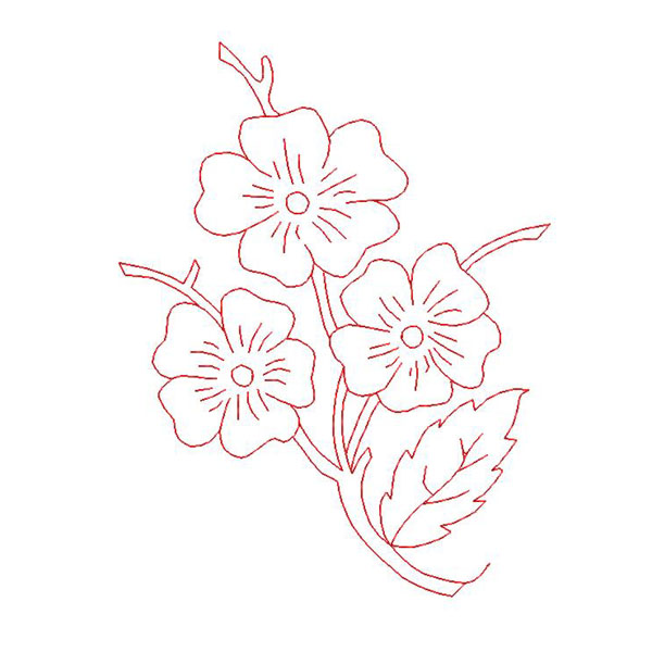 Embroidery Design 055